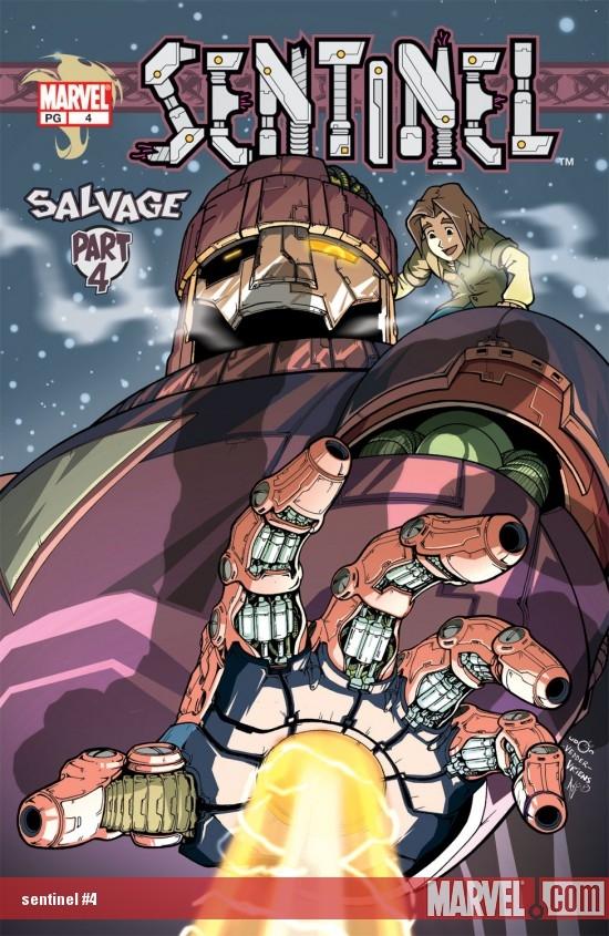 Sentinel (2003) #4