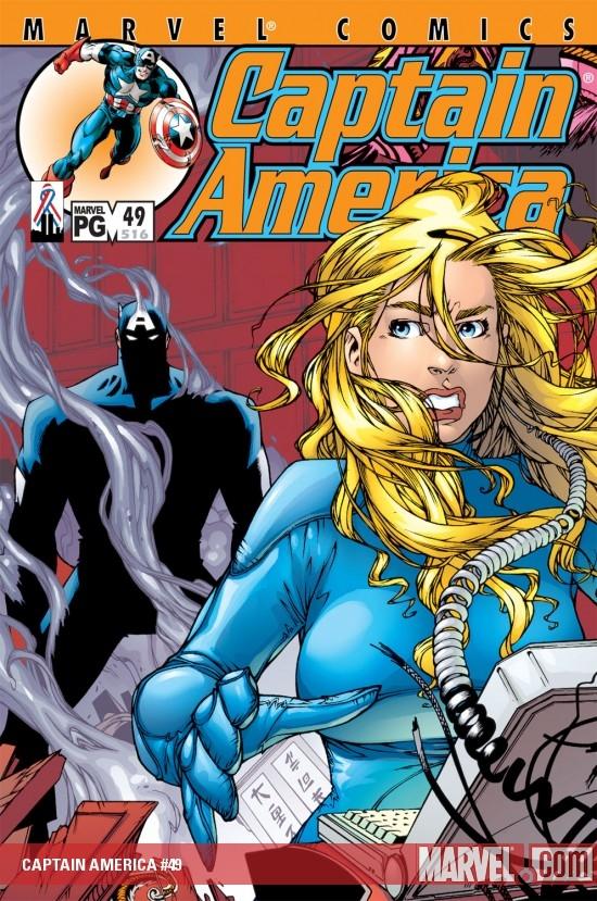 Captain America (1998) #49