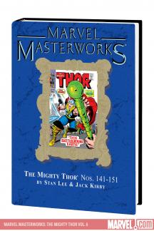 Marvel Masterworks: The Mighty Thor Vol. 6 (Hardcover)