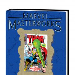 MARVEL MASTERWORKS: THE MIGHTY THOR VOL. 6 #0