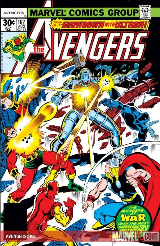 Avengers (1963) #162