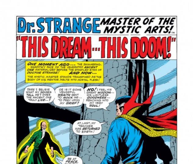 Strange Tales #167