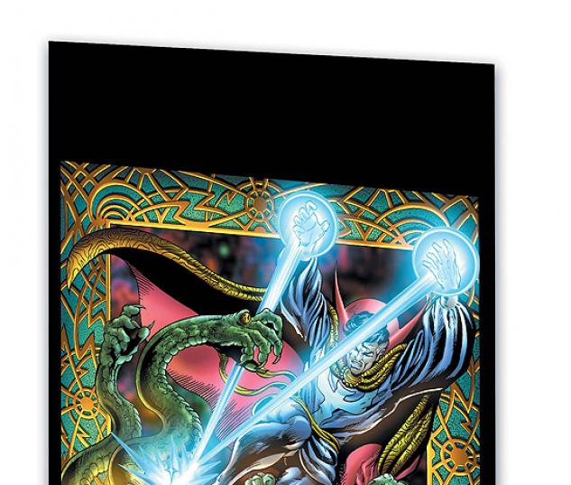 ESSENTIAL DOCTOR STRANGE VOL. 3 #0