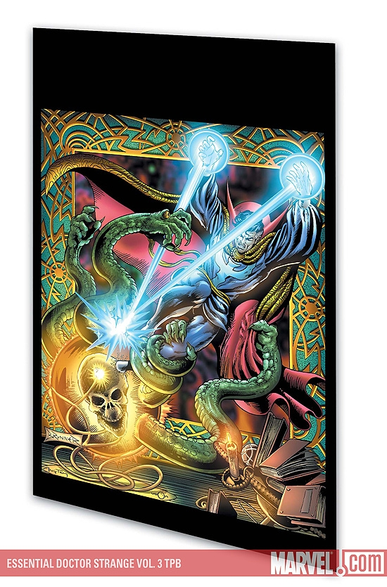 Essential Doctor Strange Vol. 3 (Trade Paperback)