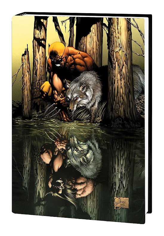 Wolverine: Origins Vol. 1 - Born in Blood Premiere (Hardcover)