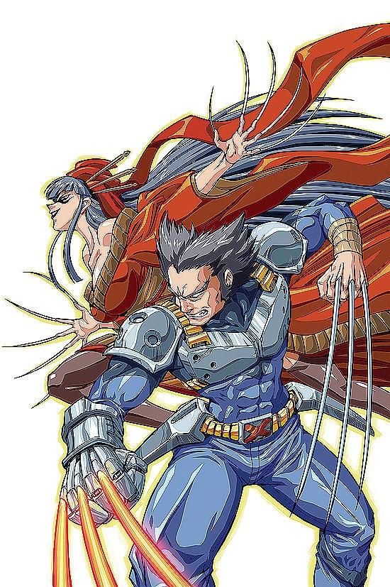 New Mangaverse (2006) #2