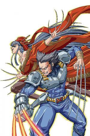 New Mangaverse #2