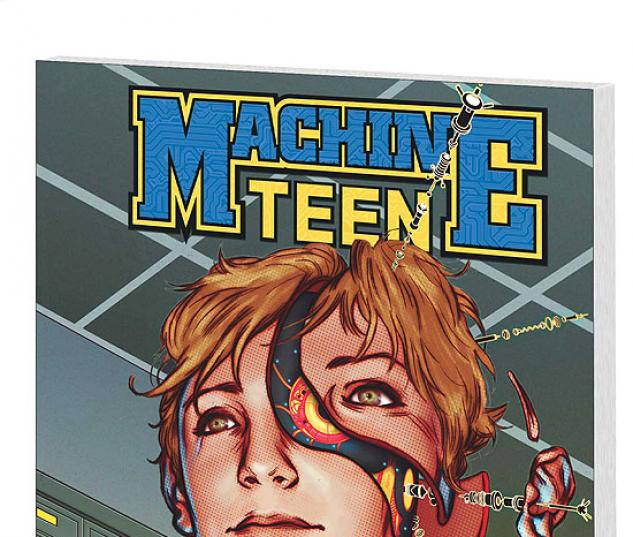 MACHINE TEEN: HISTORY 101001 #0