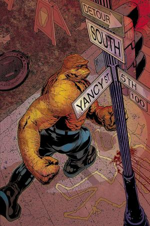Marvel Knights 4 Vol. 4: Impossible Things Happen Every Day (2006)