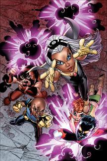 Uncanny X-Men (1963) #461 (Adam Kubert Variant Cover)