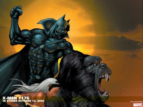 X-Men (2004) #176 Wallpaper