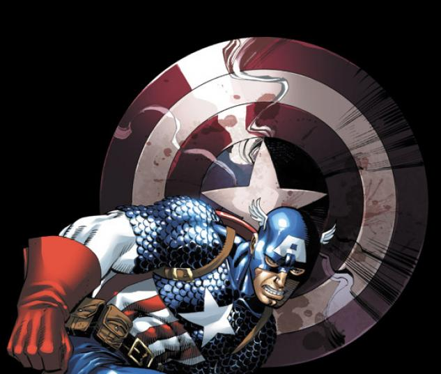 CIVIL WAR: FALLEN SON - CAPTAIN AMERICA #3