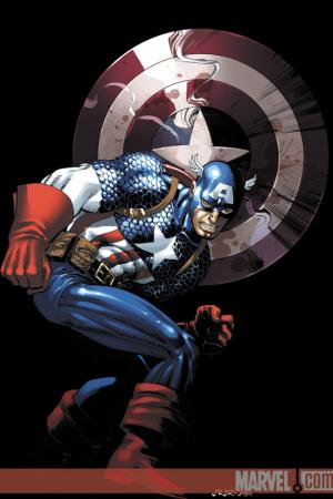 Fallen Son: The Death of Captain America #3  (Captain America B)