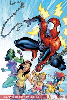 King-Size Spider-Man Summer Special #1