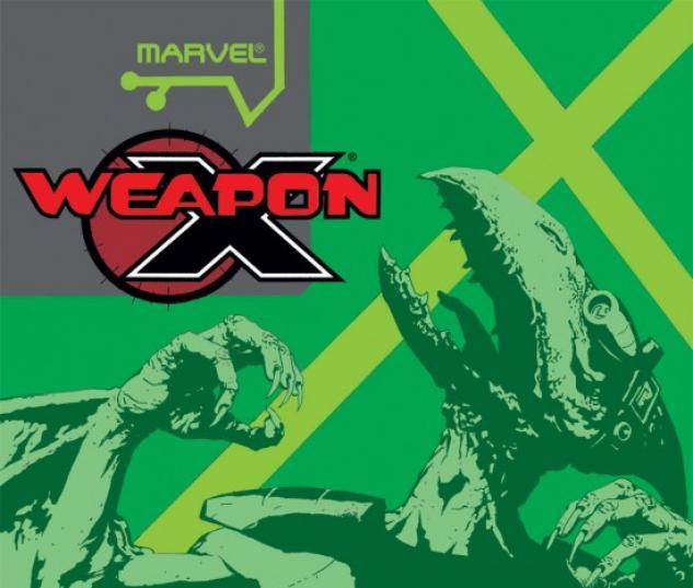 Weapon X: The Draft - Sauron #1