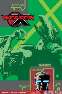 Weapon X: The Draft - Sauron #1