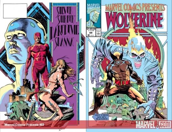 Marvel Comics Presents (1988) #69