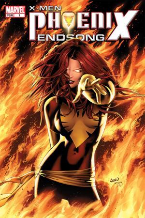 X-Men: Phoenix - Endsong (2005) #1