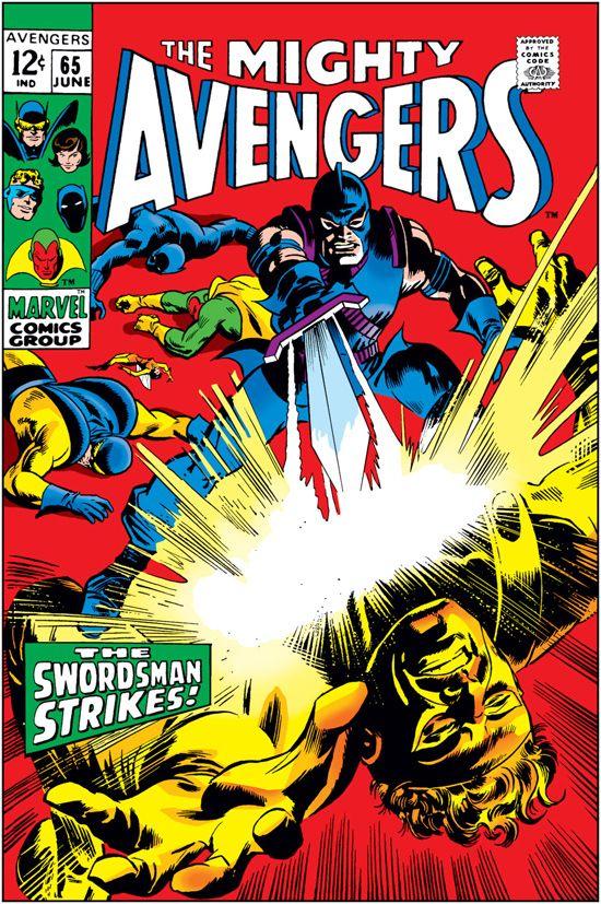 Avengers (1963) #65