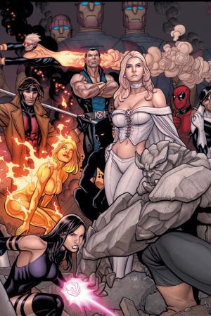 X-Men: Schism (2011) #2 (Cho Variant)