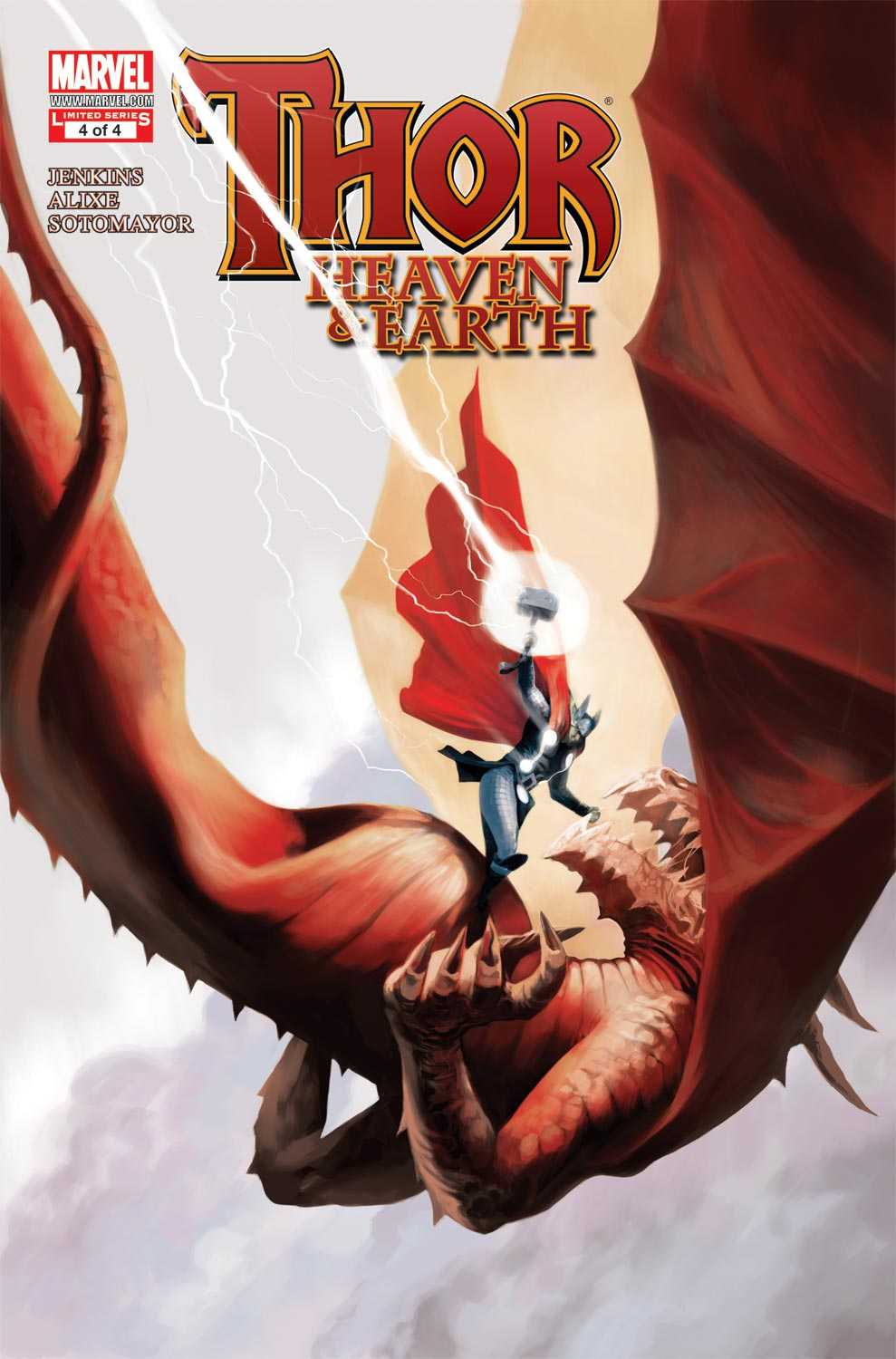 Thor: Heaven & Earth (2011) #4