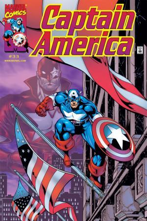 Captain America (1998) #33