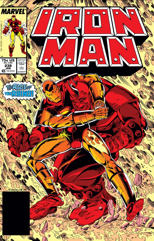 Iron Man (1968) #238