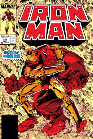 Iron Man #238