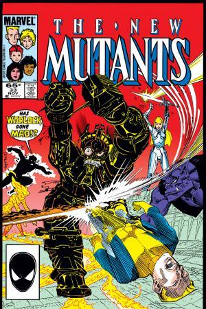 New Mutants (1983) #33