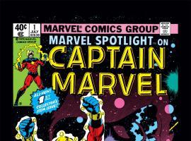 Marvel Spotlight (1979) #1 Cover