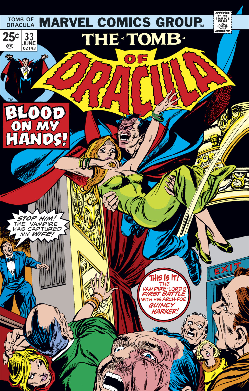 Tomb of Dracula (1972) #33