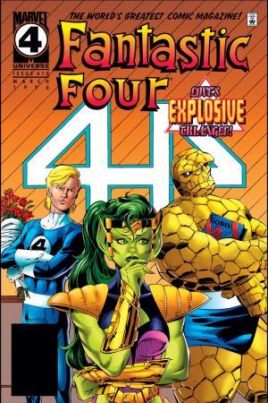 Fantastic Four #410