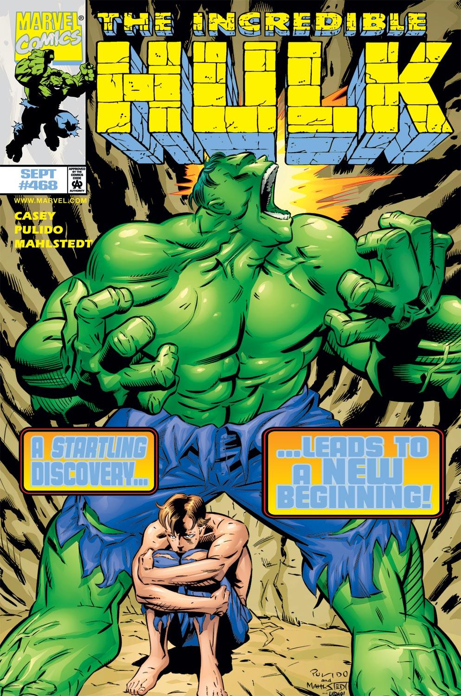 Incredible Hulk (1962) #468