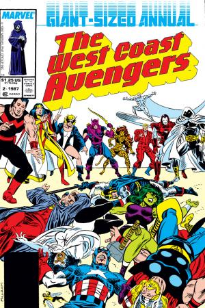 West Coast Avengers Annual #2