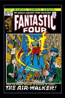 Fantastic Four (1961) #120