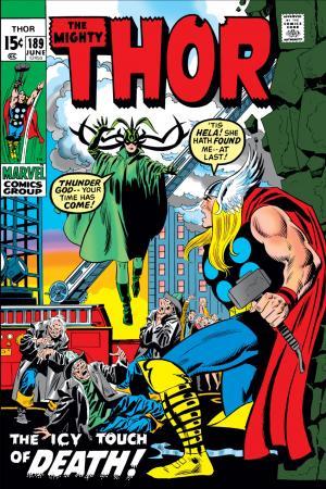 Thor (1966) #189