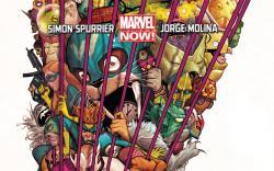 X-Men Legacy (2012) #5 Cover
