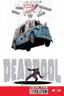 Deadpool (2012) #8