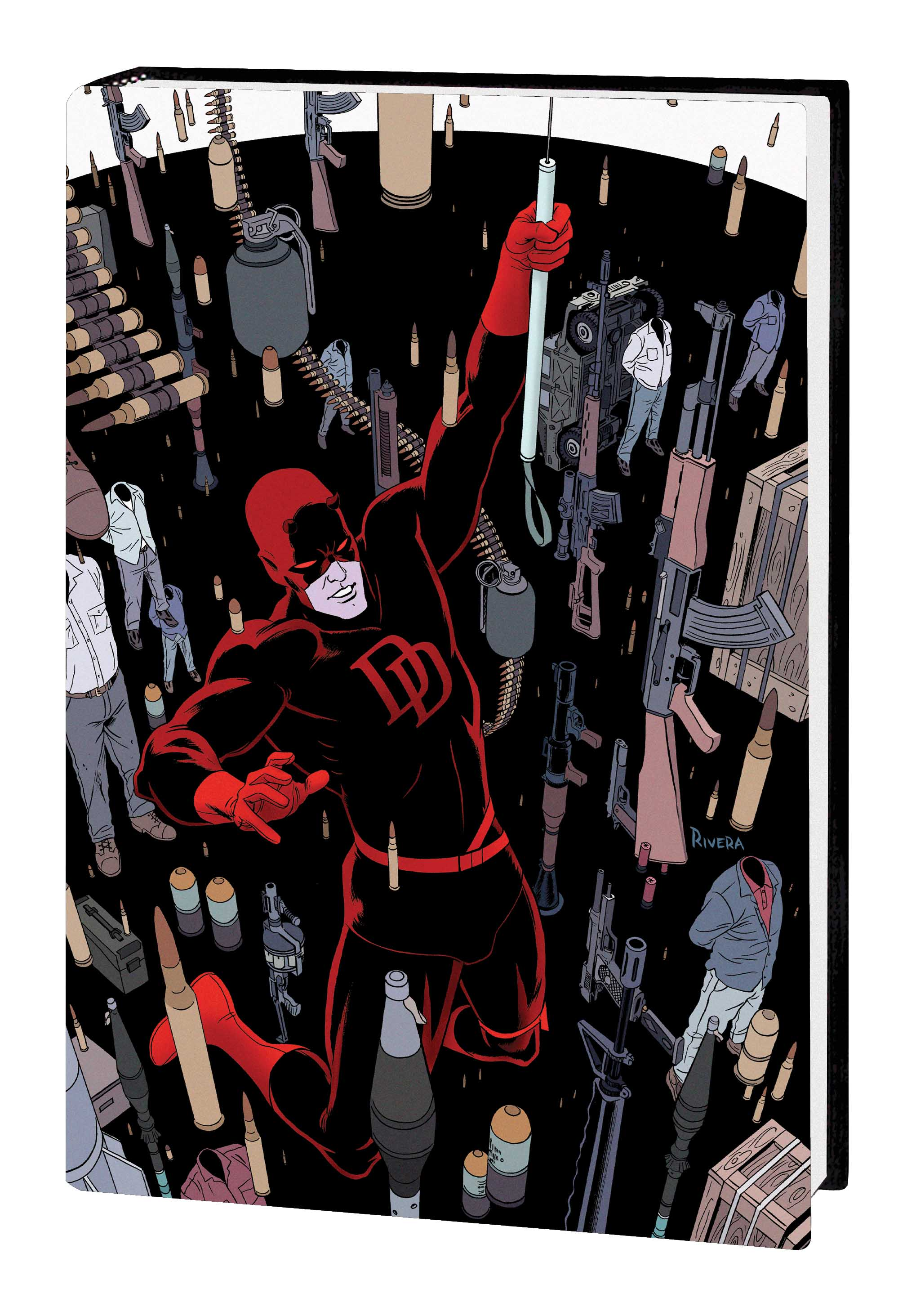 Daredevil: (Issues 18-23) (Hardcover)