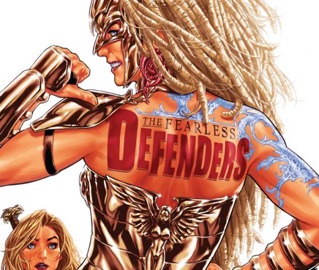 FEARLESS DEFENDERS 3 (NOW)