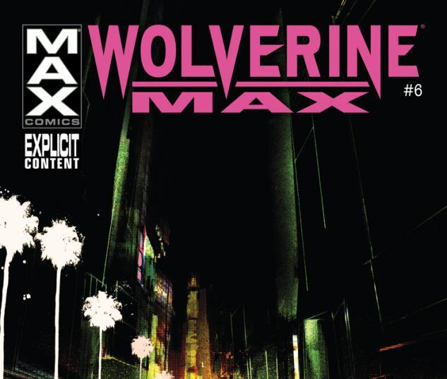 WOLVERINE MAX 6
