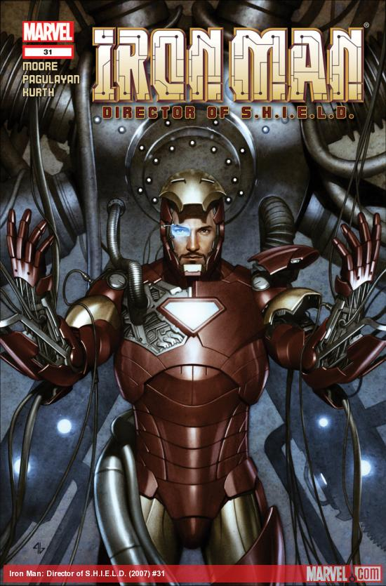 Iron Man: Director of S.H.I.E.L.D. (2007) #31