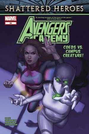 Avengers Academy (2010) #24