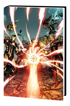 AVENGERS VOL. 2: THE LAST WHITE EVENT (Hardcover)