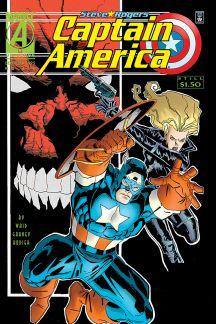 Captain America (1968) #446