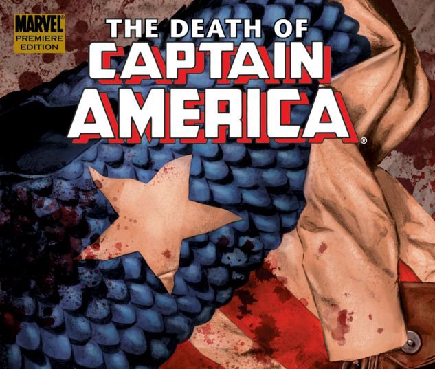 Captain America: The Death of Captain America Vol. 1 Premiere (2007) HC