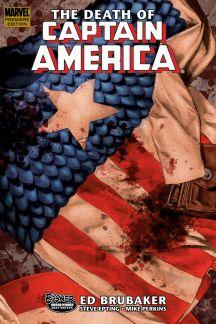Captain America: The Death of Captain America Vol. 1 Premiere (Hardcover)