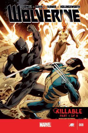 Wolverine (2013) #8