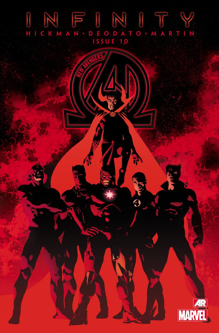 New Avengers (2013) #10