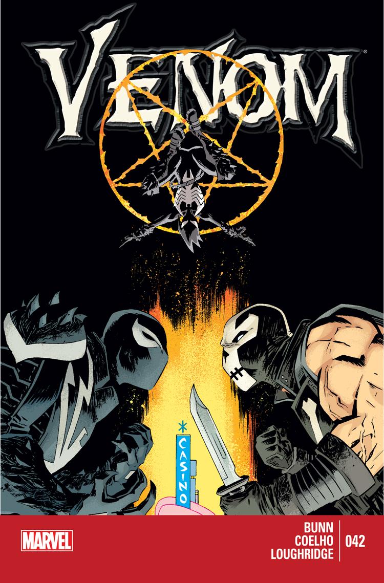 Venom (2011) #42